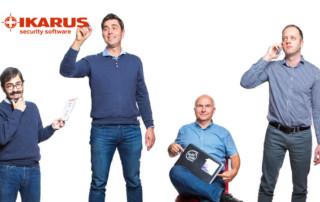 IKARUS Security Team