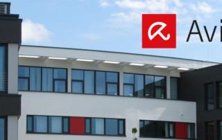 Avira Firmensitz
