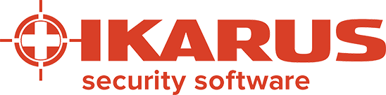 IKARUS Security Logo